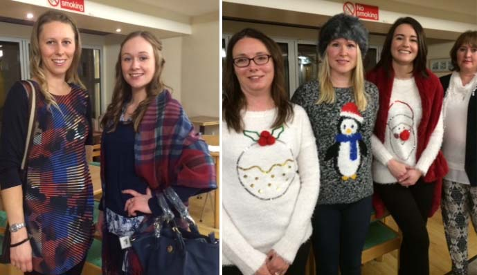 Fashion show a big success for Netherfield WI