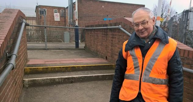 TONY CAVE: Passengers in Gedling borough will feel pinch from fresh rail fare rises