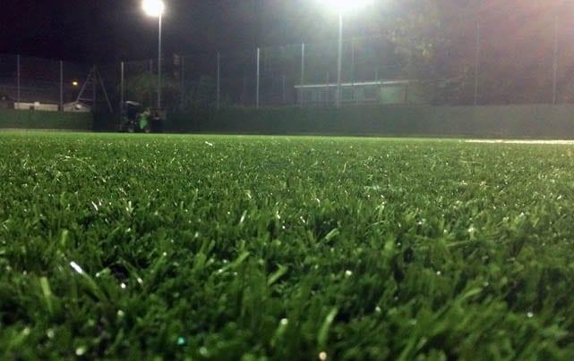 Plastic is fantastic for footballers in Gedling borough as new 3G pitch plan announced