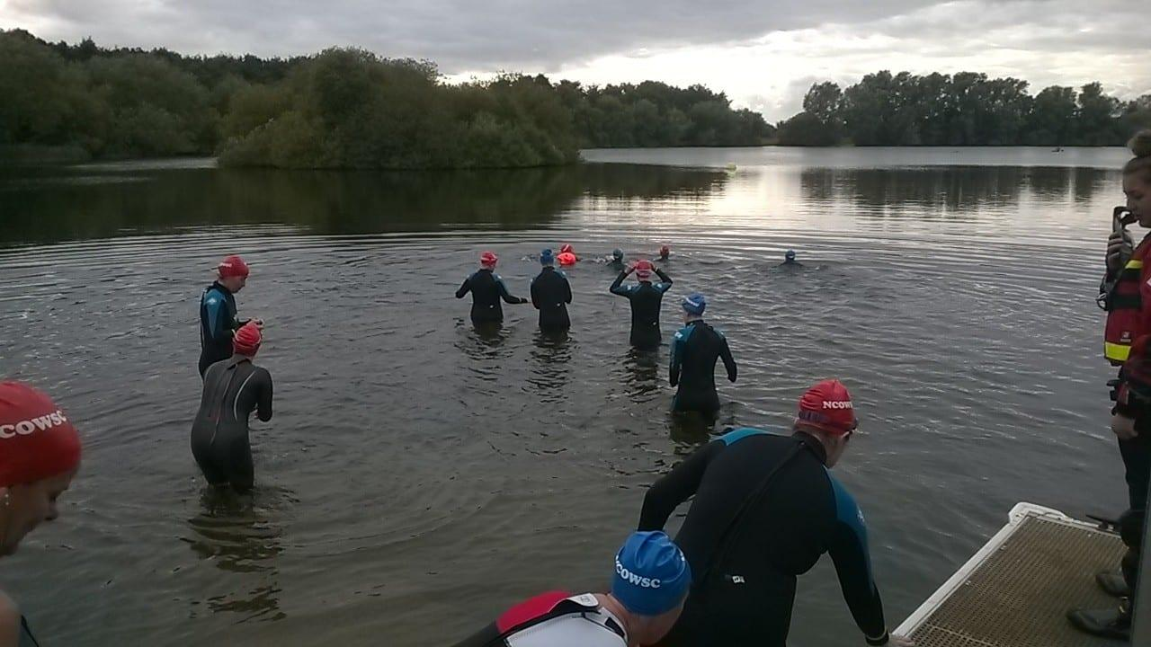 Take a chilly dip in Colwick waters this winter