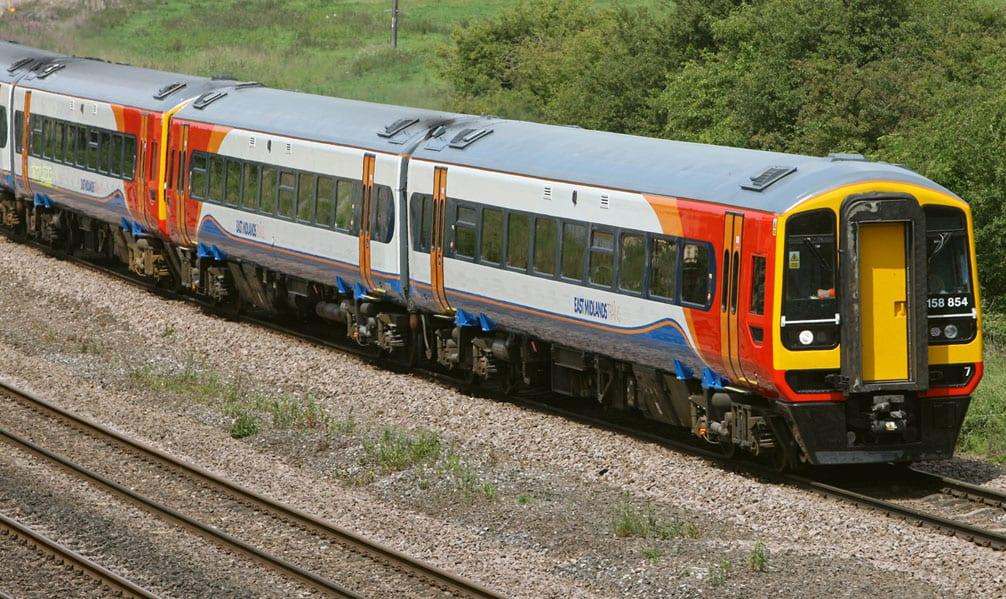 Buses replace trains on services this weekend from Netherfield and Carlton stations