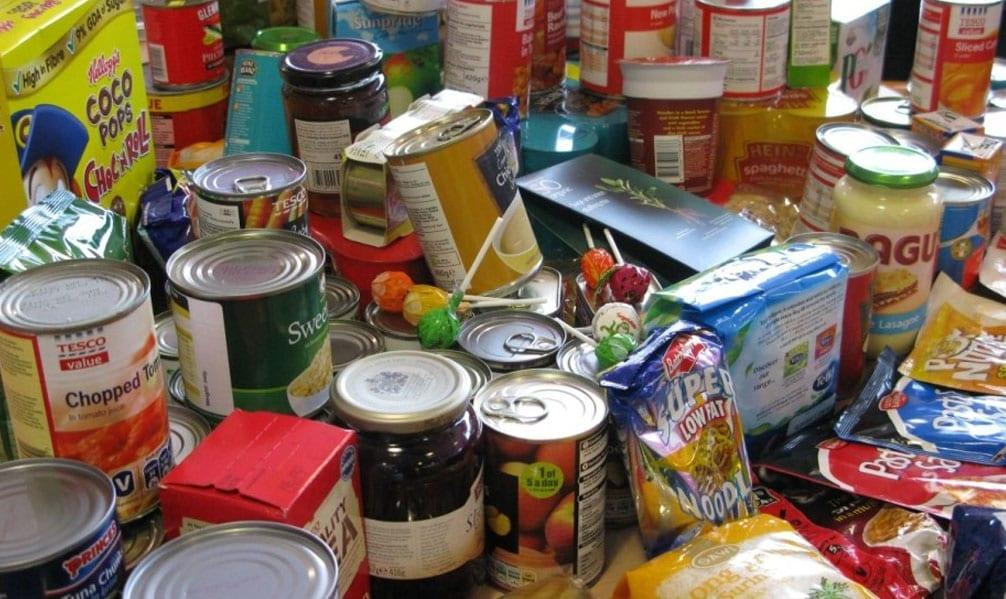 Foodbank picture