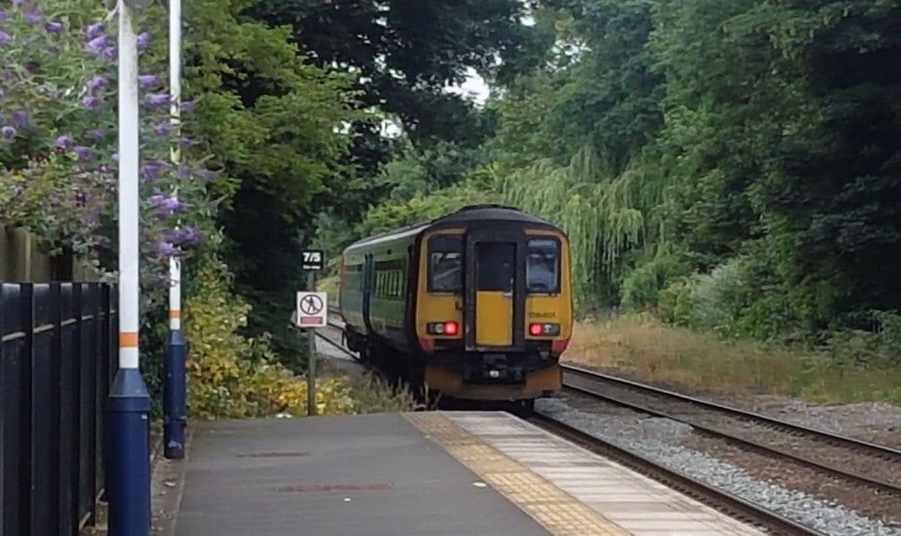 No trains from Carlton Station this Saturday