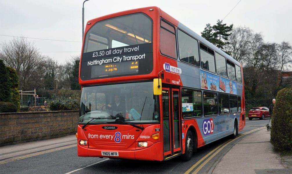 Have say on new bus priority measure plan