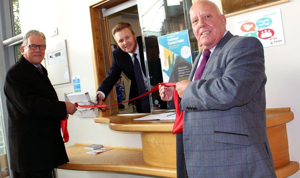 Council to open customer contact point at Carlton Fire Station