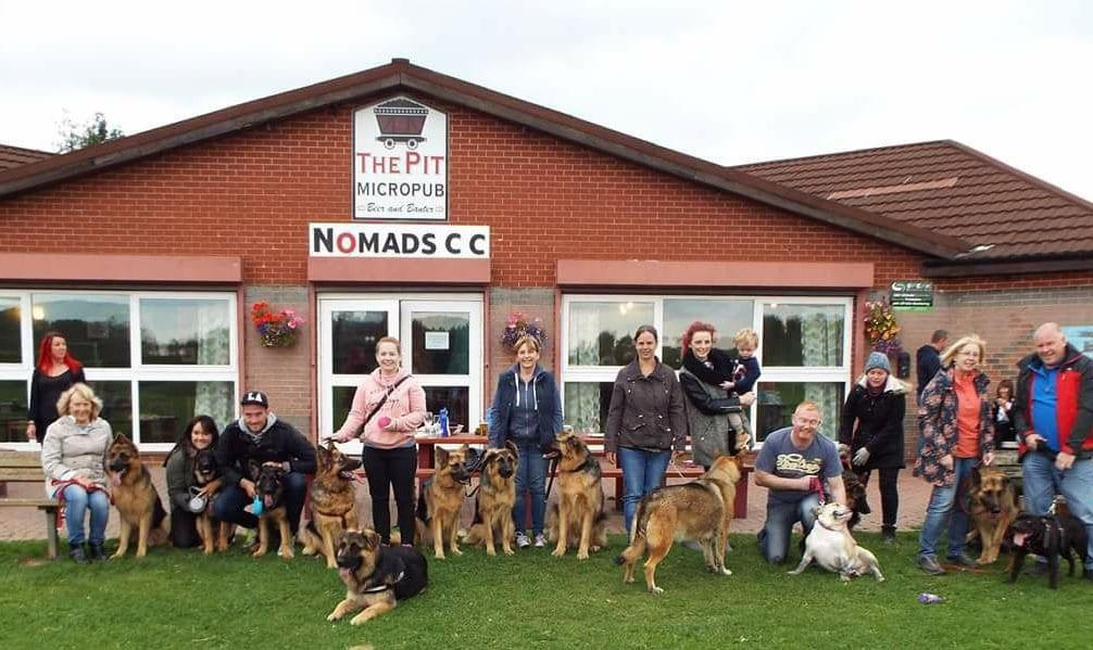Newstead pub aims to be top dog in pet-friendly awards