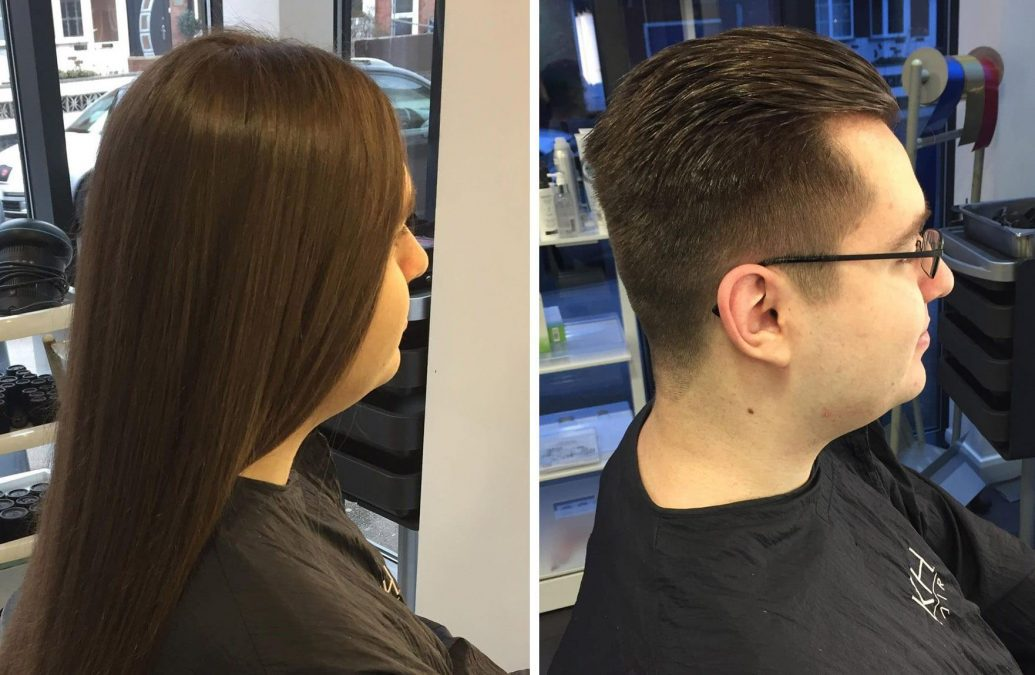 Arnold man gets the chop for cancer cause