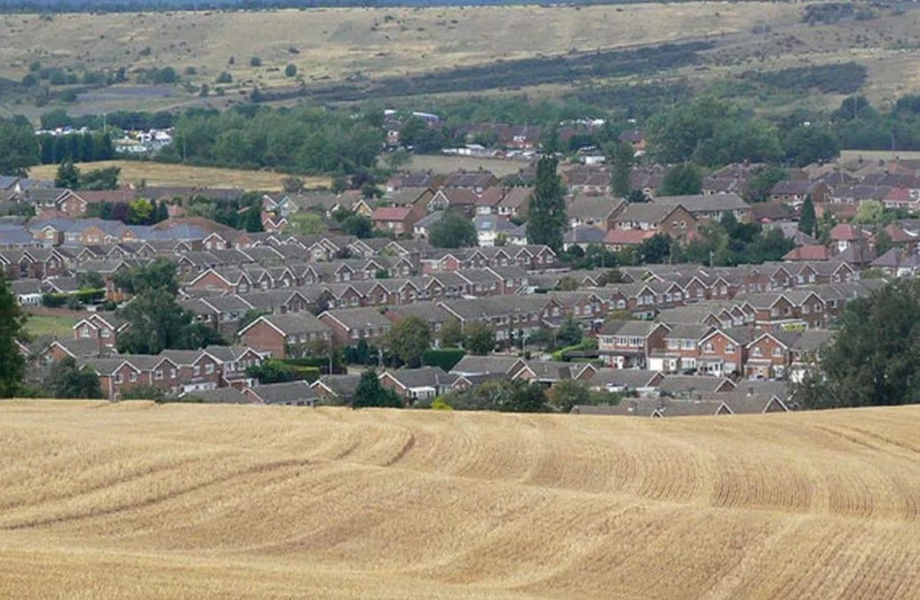 Over 600 new homes proposed for Calverton