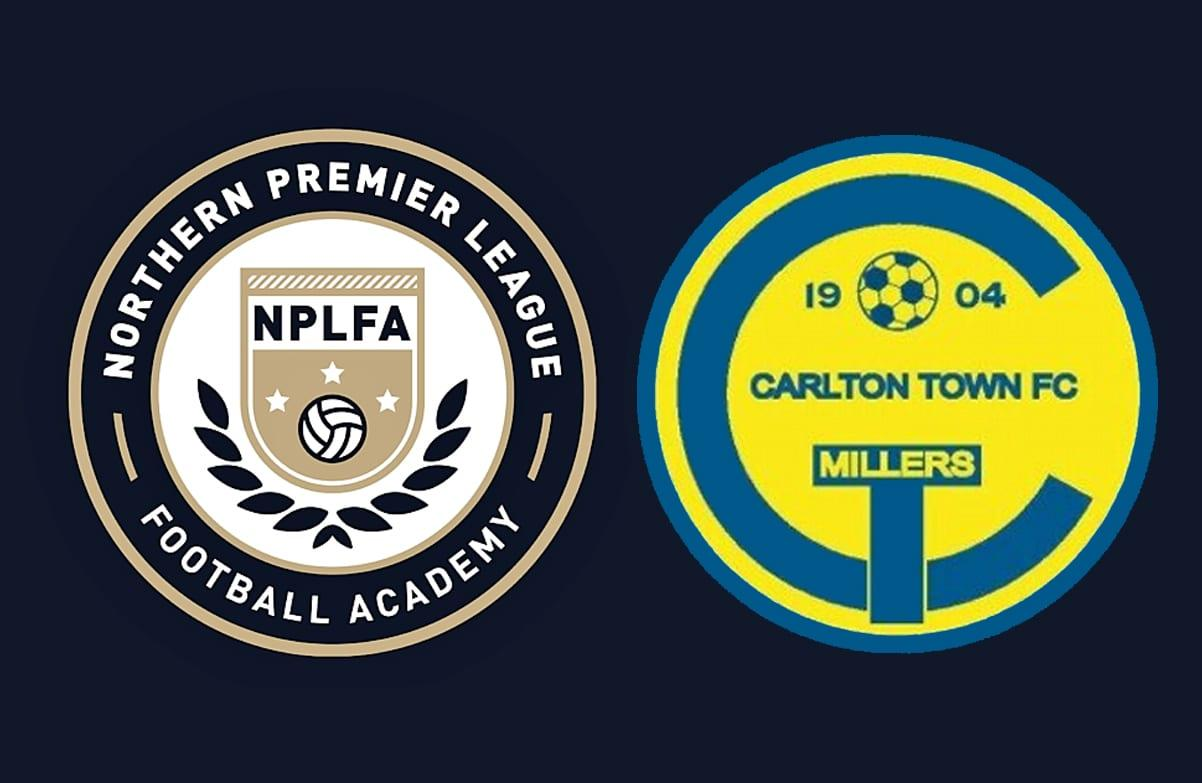 Carlton Town heaps praise on youth academy scheme that provides an education and coaching to young players