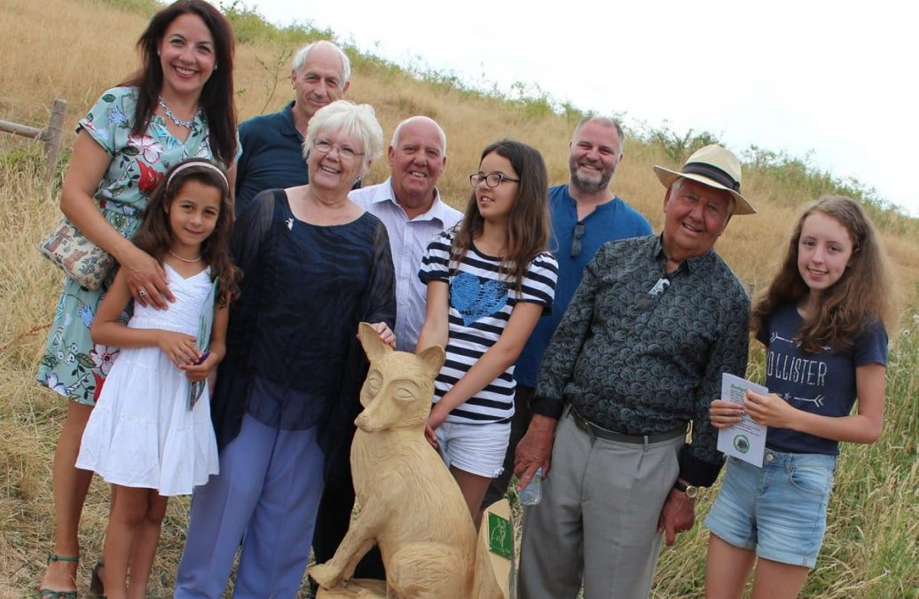 New heritage nature trail comes to Gedling Country Park