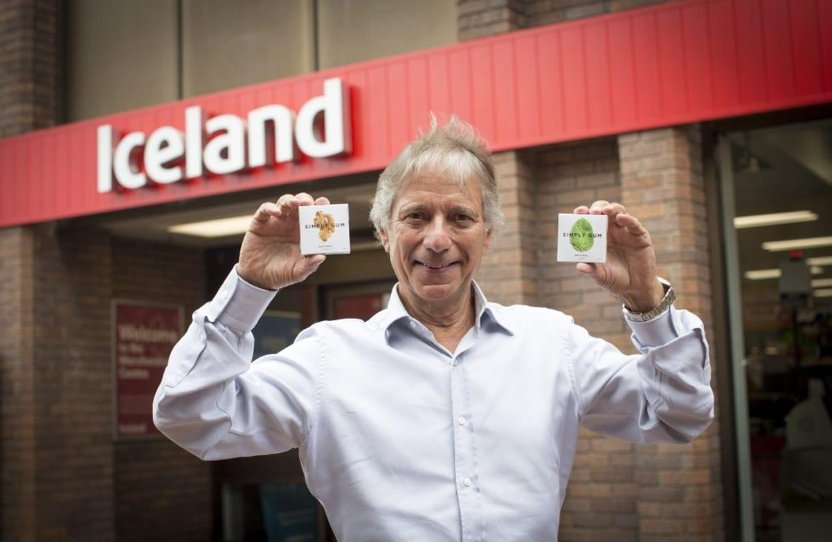 Borough pavements set to benefit as local Iceland stores launch biodegradable gum