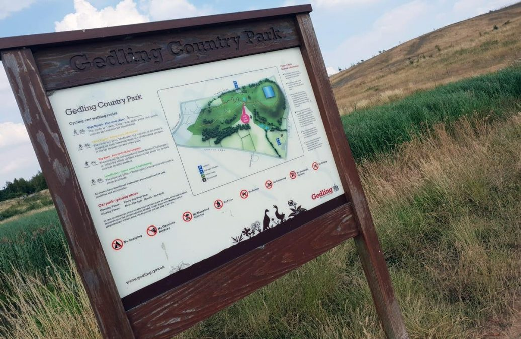Gedling Country Park wins 'much loved' status in national park competition