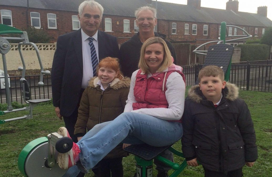 Grants available for community projects across Gedling borough