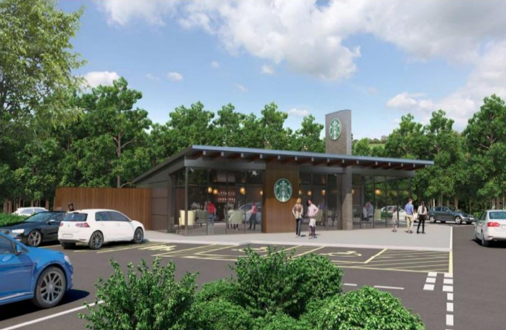 Plans underway to open Nando's and Starbucks drive-thru at Victoria Retail Park in Netherfield