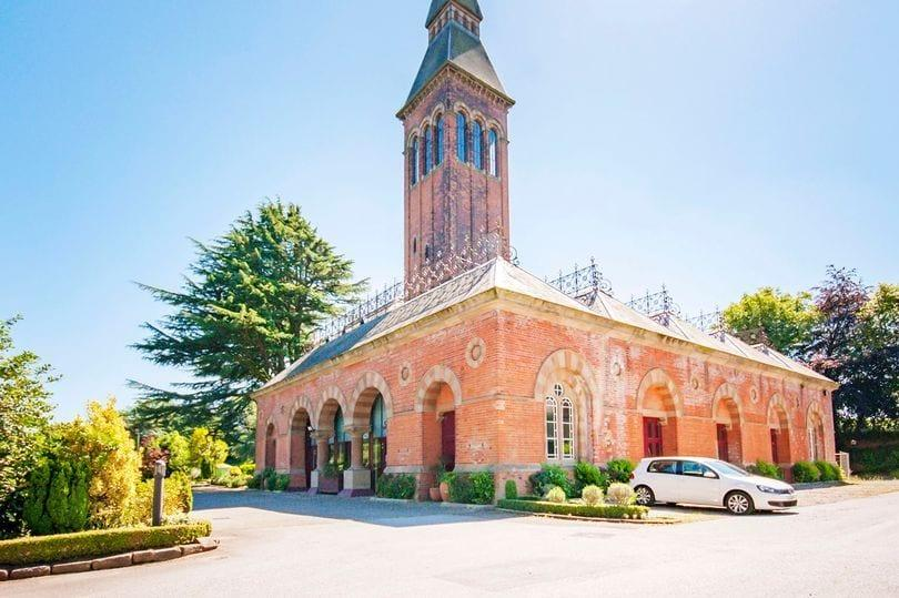 Boutique hotel could be built next to listed pumping station in Arnold