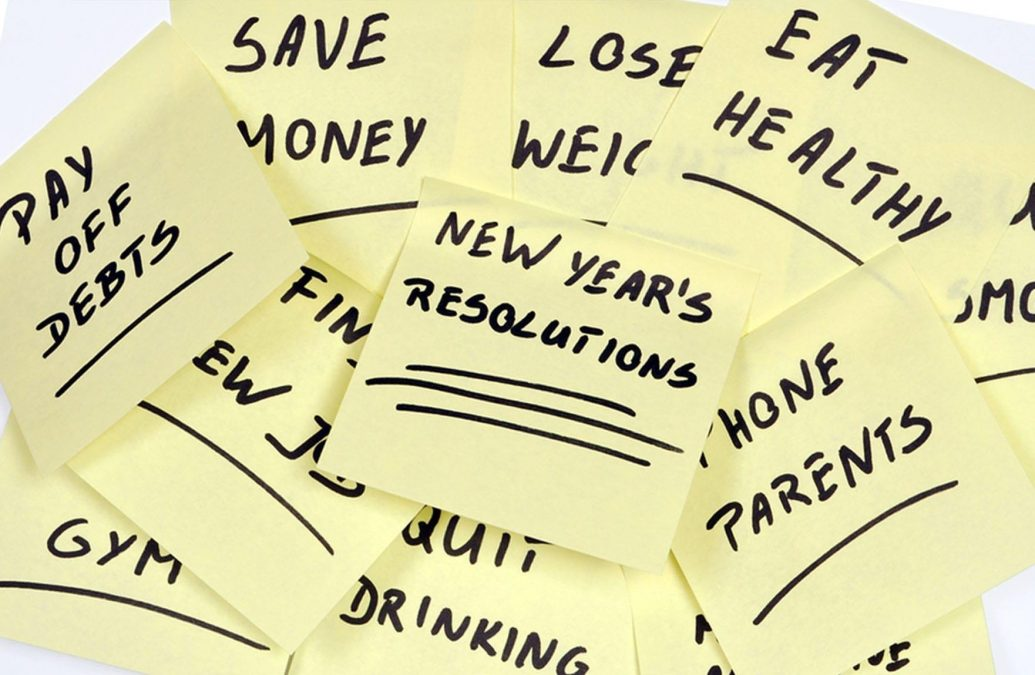 ELAINE BOND: 'False hope syndrome' – the reasons why we'll quit our New Year's resolutions by February