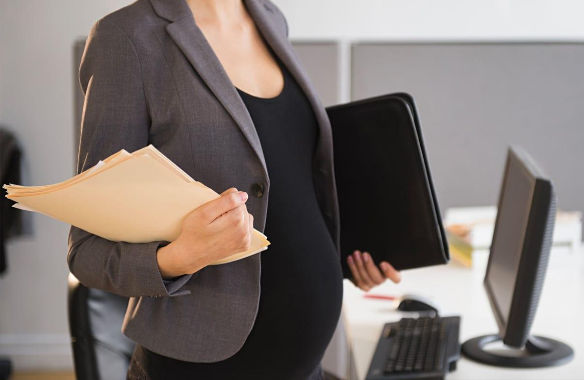 Pregnant women in borough set to get more job protection