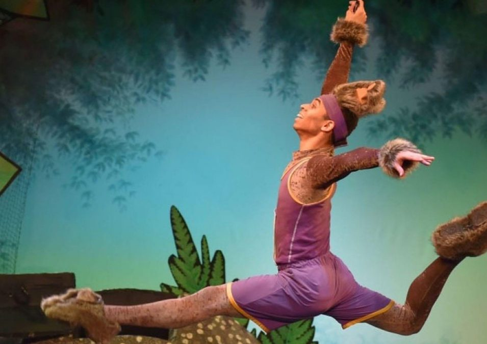 Bite Size Ballet shows coming to big screen in Arnold