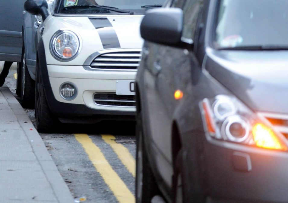 New camera car and toolkits to help tackle problem of parking outside schools in Gedling borough