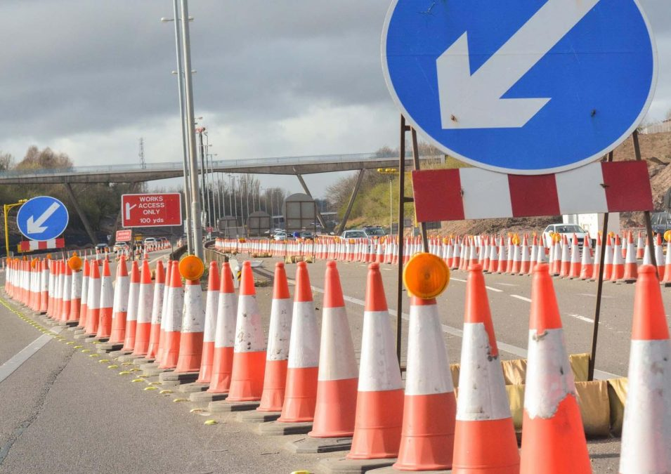 Watch out for these roadworks across Gedling borough over the next week