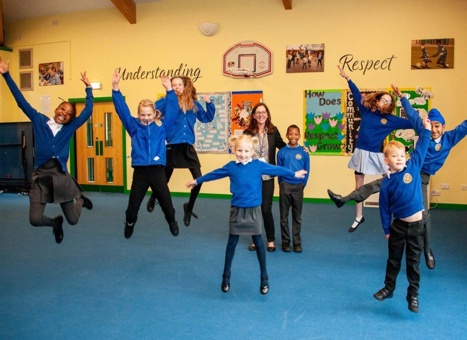 Burntstump Seely Church of England Academy rated 'Good' by Ofsted