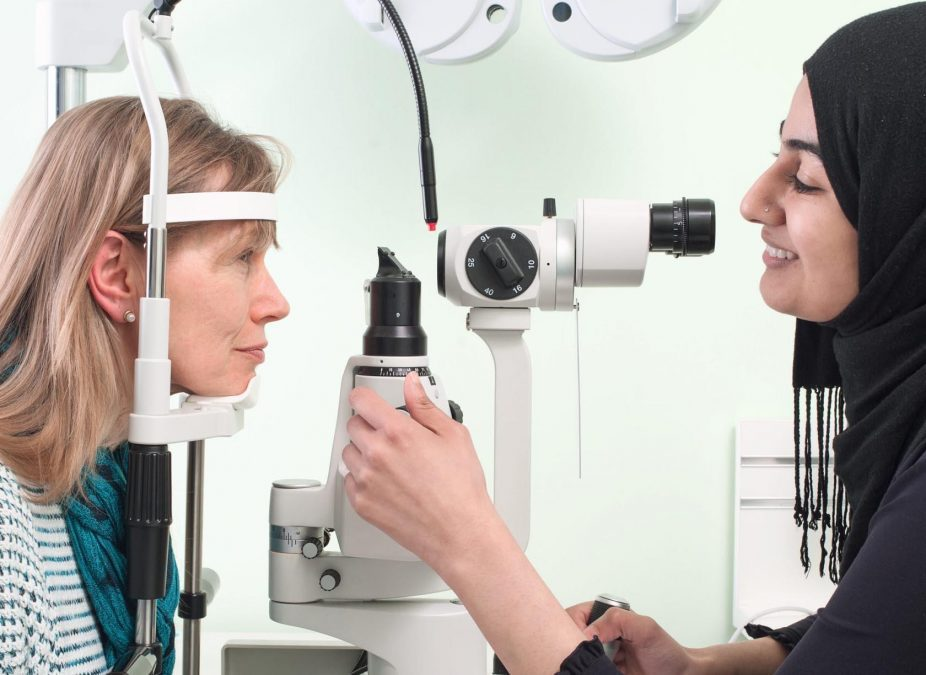 Diabetes warning: Arnold opticians urging people to get their eyes checked regularly to detect condition