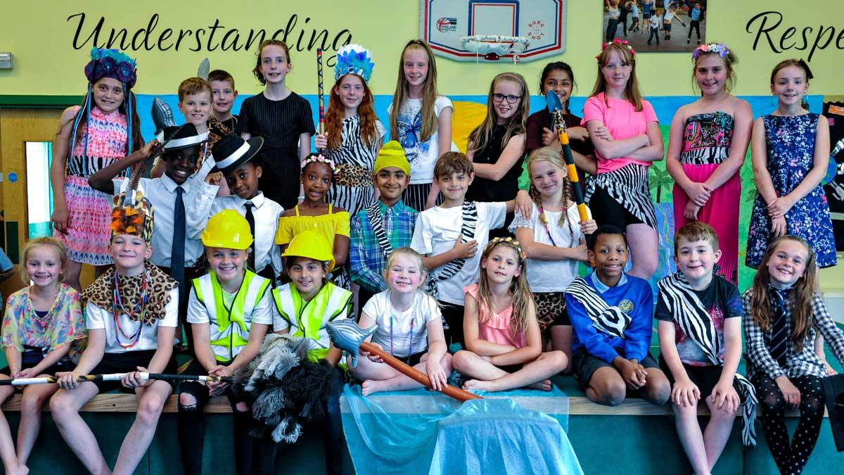 Praise for pupils' performance in end-of-term show at Arnold school
