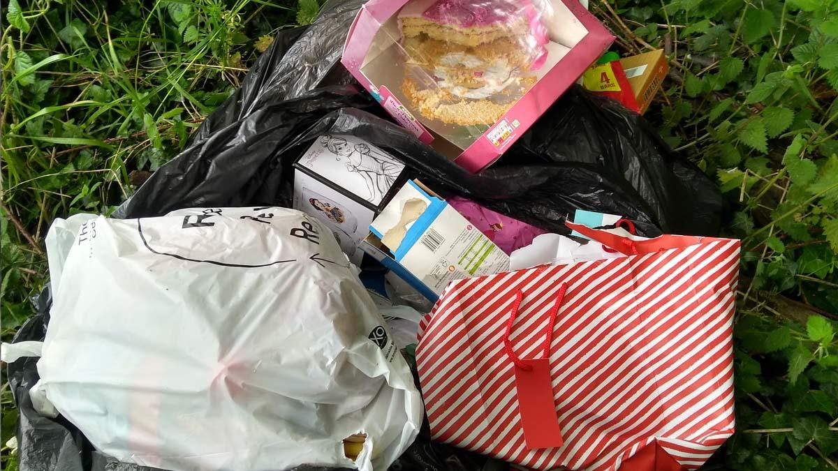 OPINION: If we cleaned up our own mess, the council wouldn't be forced to waste tight budget on borough litter problem