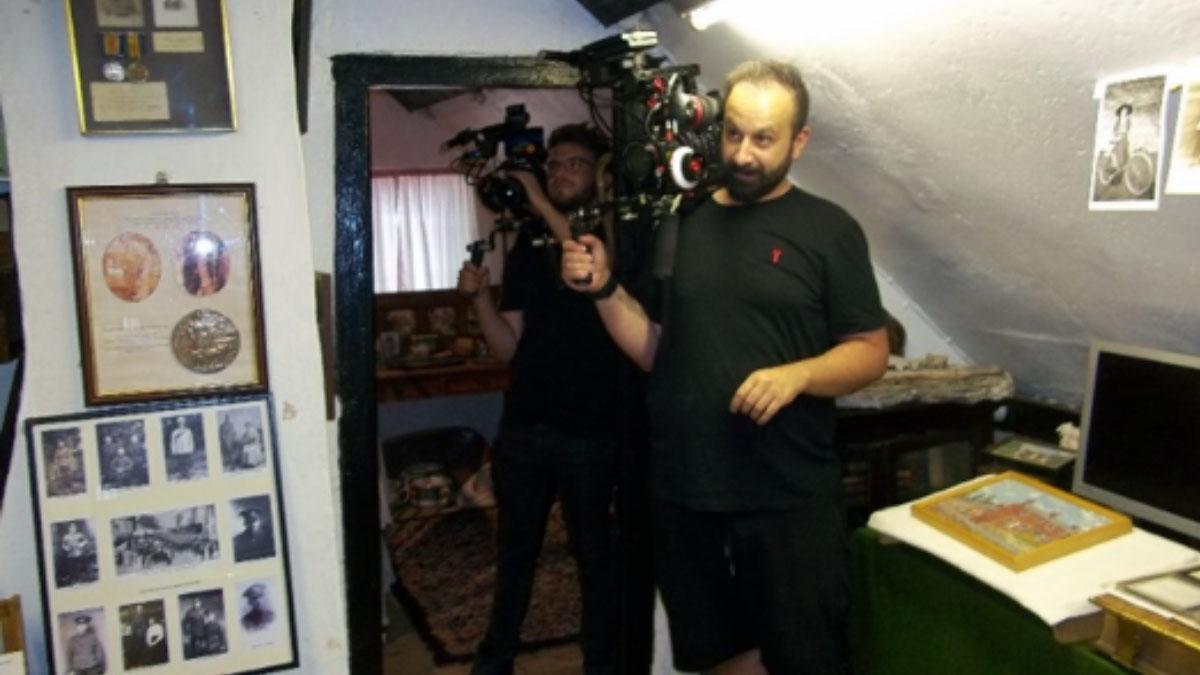 Spooky TV show crew descend on village museum hoping to capture strange happenings