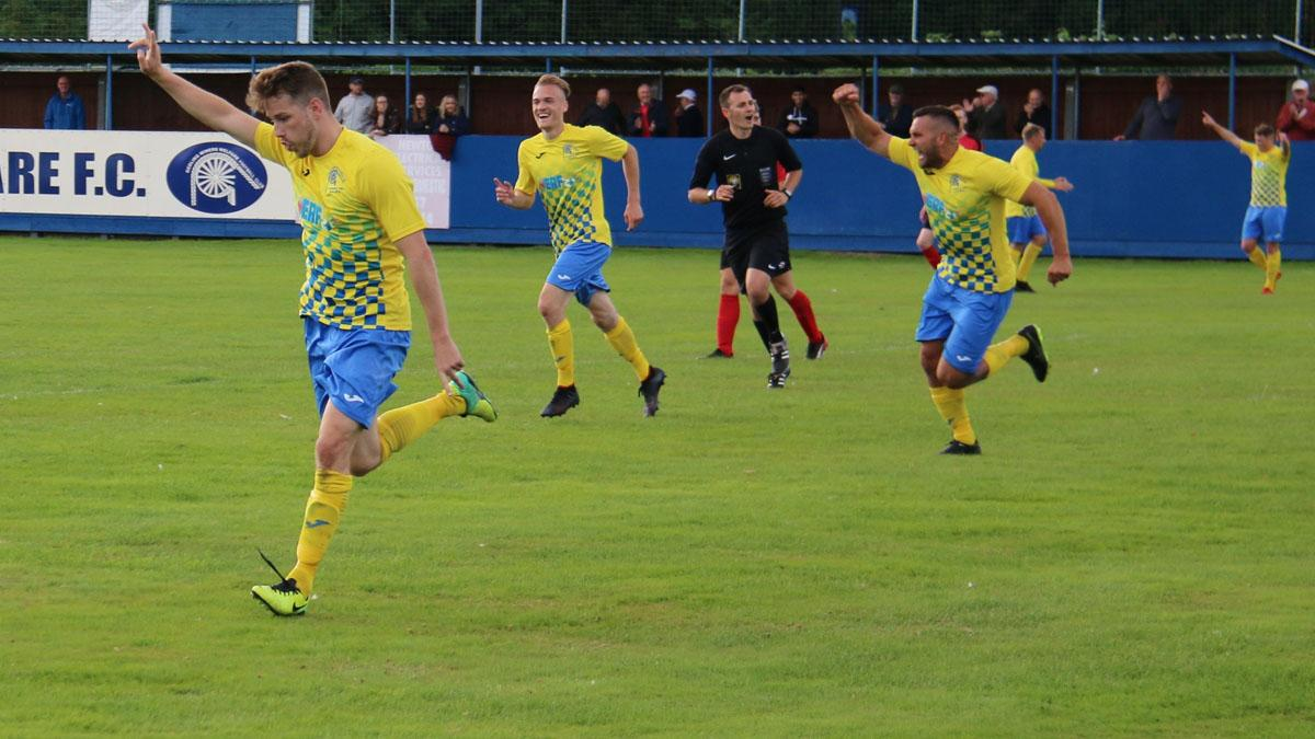 MATCH REPORT: Gedling Miners Welfare 2 – 1 Shirebrook Town