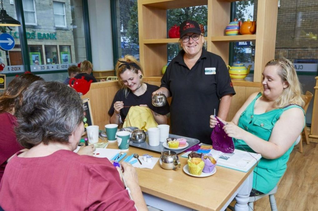 Morrisons in Netherfield offering free meeting space at café to community groups