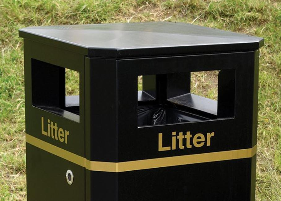 Councillors are asking people to suggest locations for 50 new bins to help tackle litter problem in Gedling borough