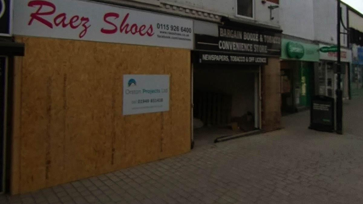 New bar being planned for Arnold town centre