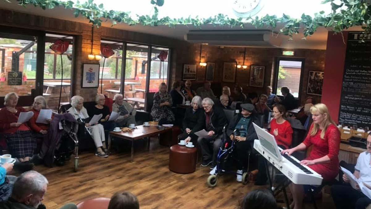 Dementia-friendly music therapy sessions to be held in Gedling and Mapperley