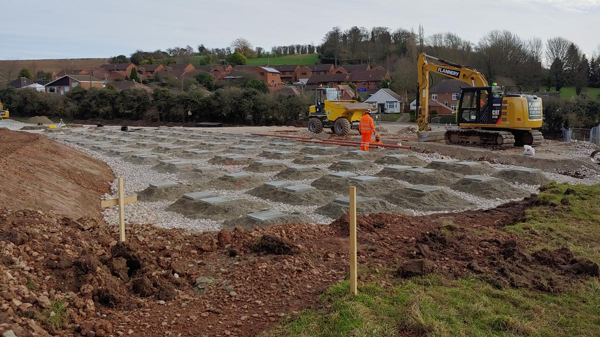 Ground broken as Gedling Access Road construction work officially begins