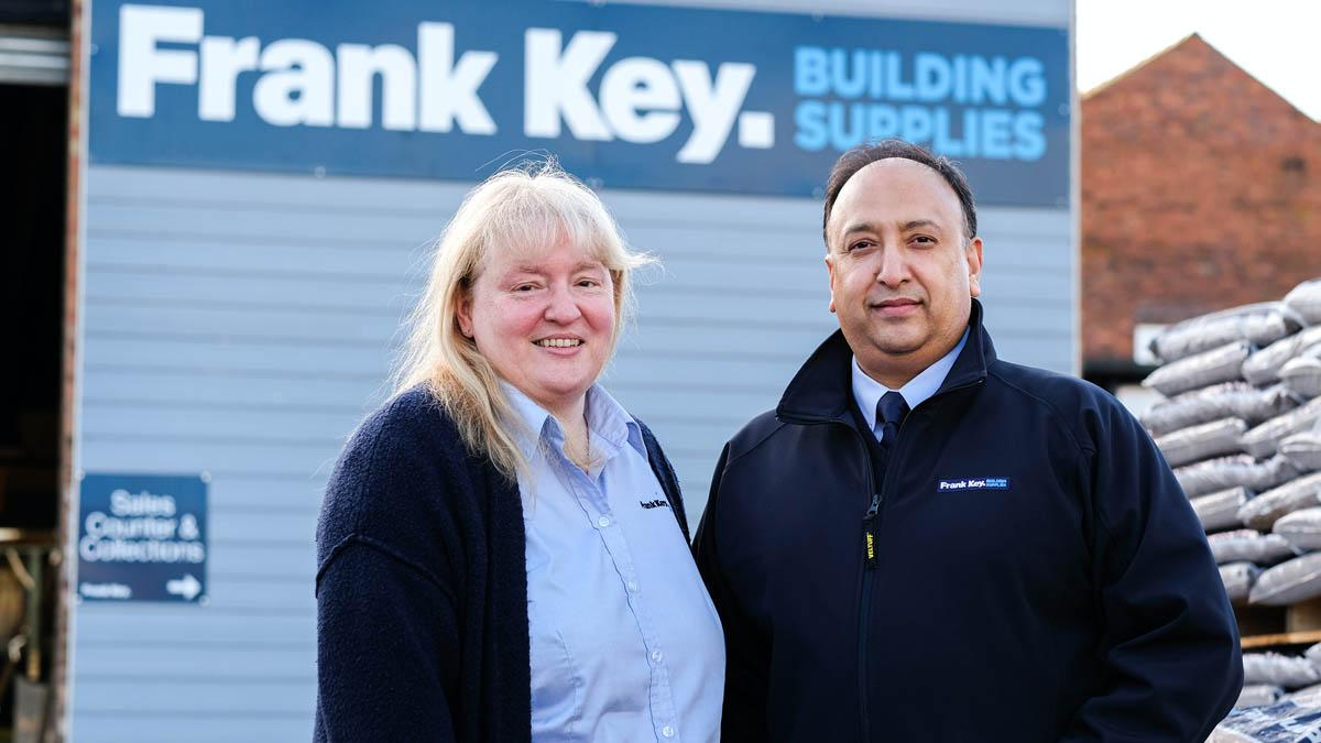 Frank Key strengthens its management team based in Arnold with new recruits