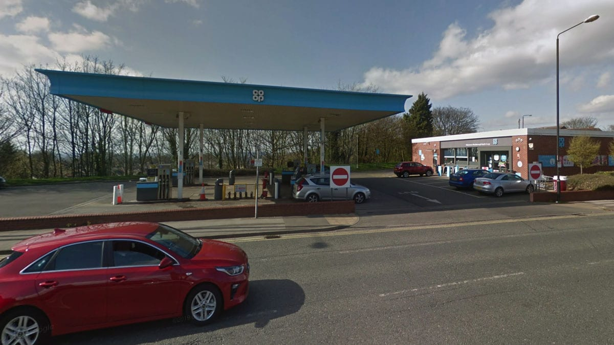 Man charged in connection with theft from NHS worker's car at petrol station in Mapperley