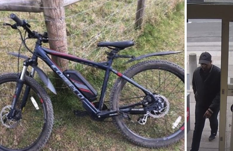 Police appeal after electric bike stolen from outside Co-op store in Gedling