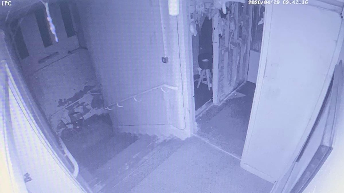 New cameras capture spooky goings-on during lockdown at The Haunted Museum in Mapperley