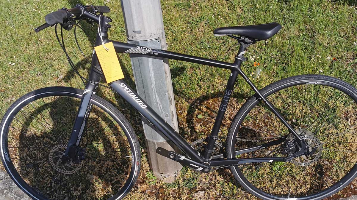 Police trying to trace owner of bike recovered during search of house in Netherfield