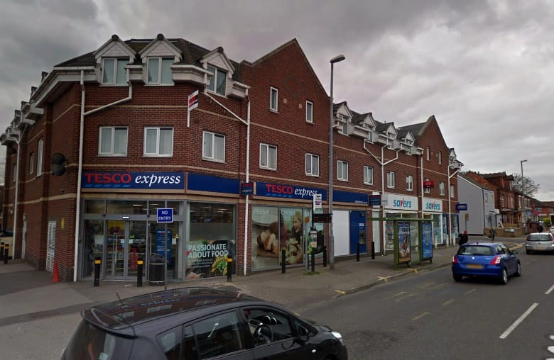 Tesco Express on Carlton Hill