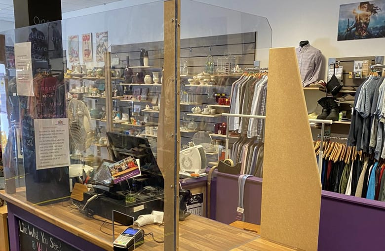 Hospice charity plans to reopen borough shops next week
