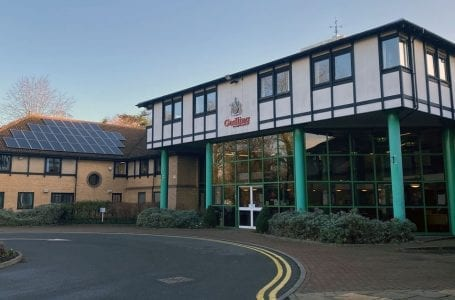 Gedling Borough Council offices reopen to public