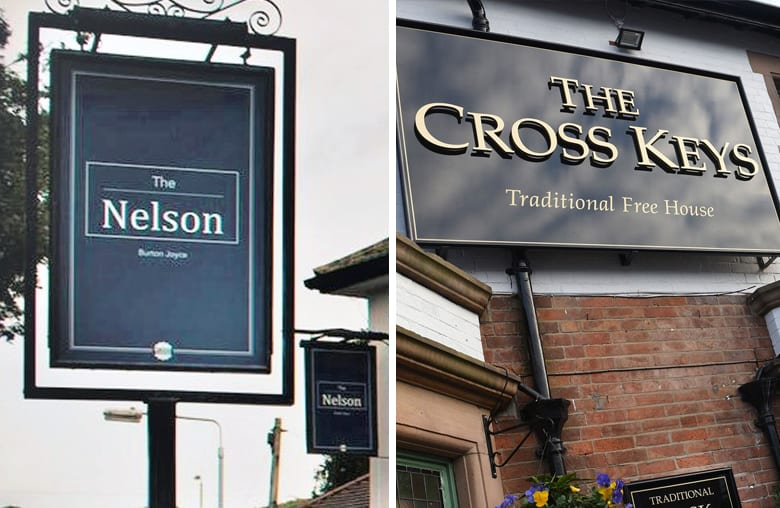 These pubs in Arnold and Burton Joyce reveal what social distancing measures will be in place for Super Saturday