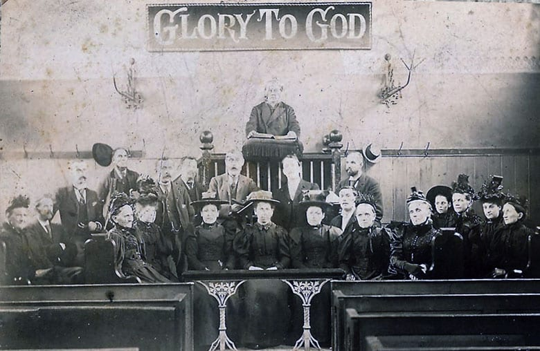 Meet the Godfreys: Diaries reveal how wealthy Carlton family helped set up new church in town