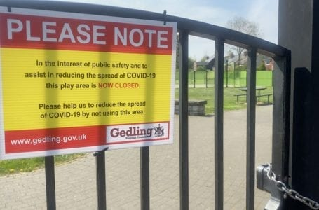 Playgrounds, skate parks and ball courts to reopen across Gedling Borough tomorrow