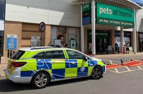 Police target shoplifters after spike in reports at Victoria Retail Park in Netherfield