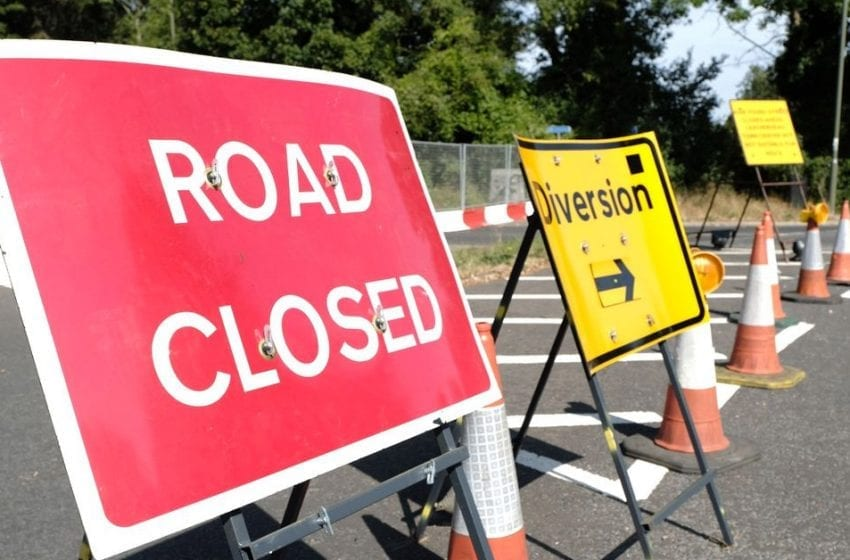 Watch out for these roadworks across Gedling borough over the few weeks