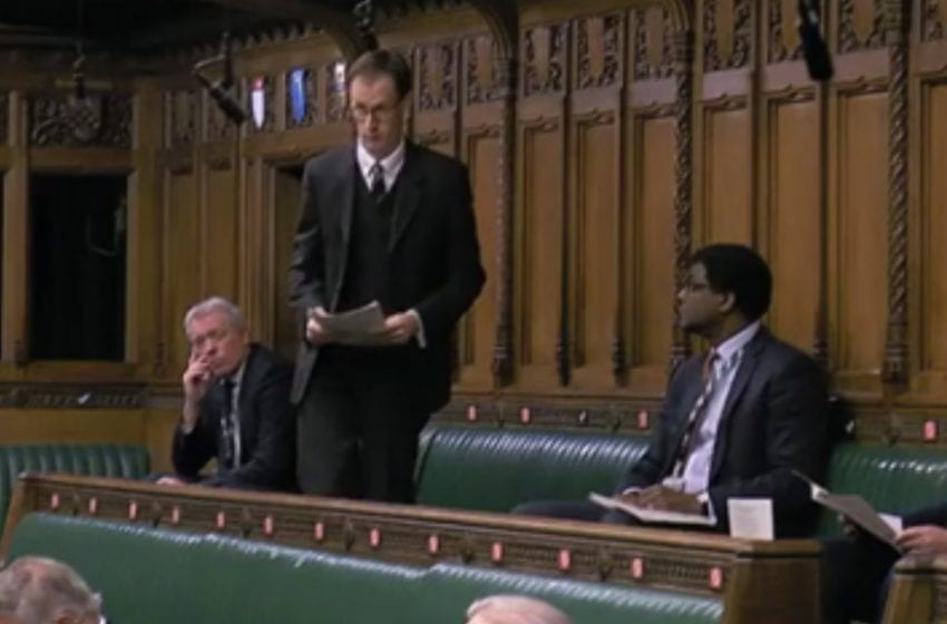 MP Tom Randall raises concerns over 'vexatious claims' on behalf of Gedling veterans
