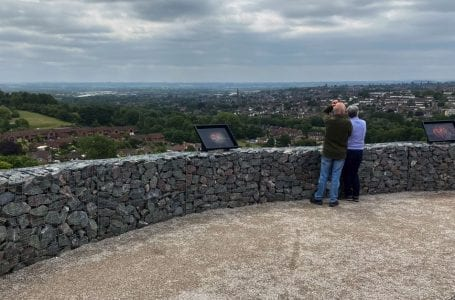 See Lincoln Cathedral from new viewing platforms which officially open on Friday at Gedling Country Park